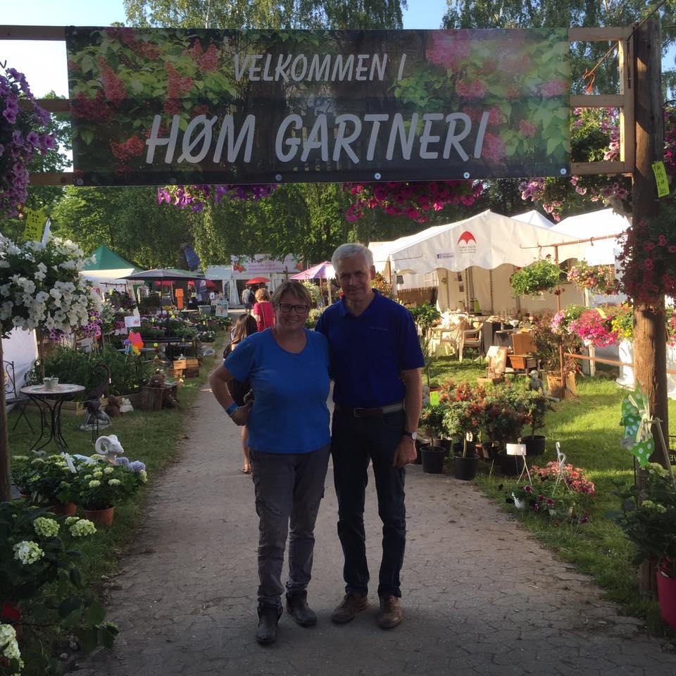Høm gartneri 2
