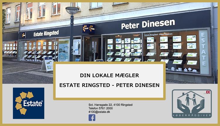 Vetterslev & Høm Borgerforening - Annonce endelig estate